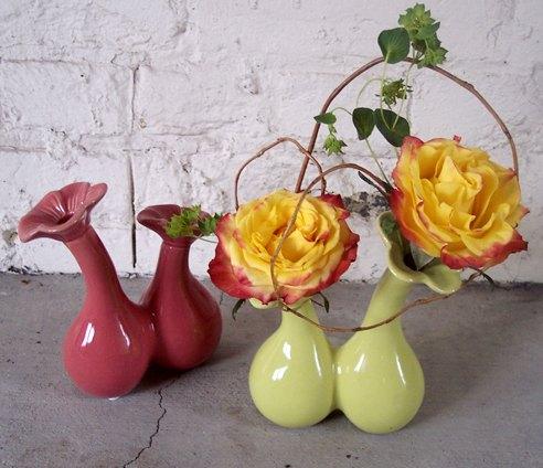 Double Bud Vase 2-16-12