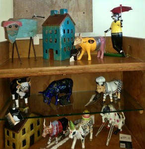 Cow Parade Collection 2 1-29-16
