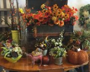 Silk Arrangements for Fall